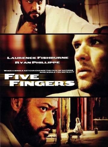 5 fingers film